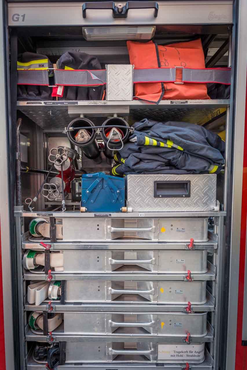 Tragkraftspritzenfahrzeug Breitenau Ungetsheim