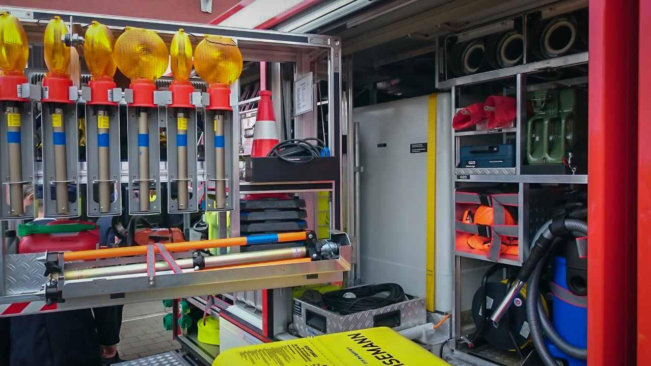 Einweihung Feuerwehrauto Dorfgütingen 3