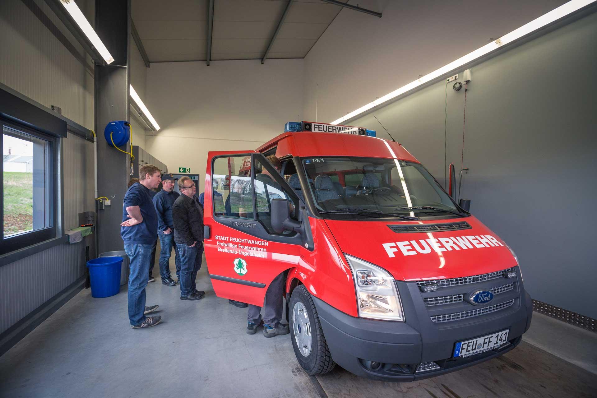 Abholung MTW Breitenau Ungetsheim 2