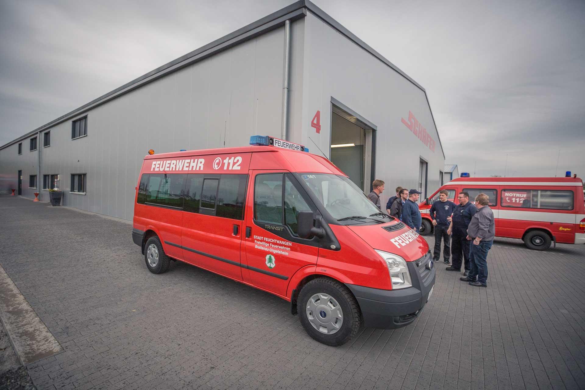 Abholung MTW Breitenau Ungetsheim 9