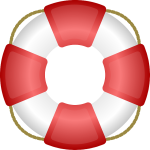 Grafik Rettungsring