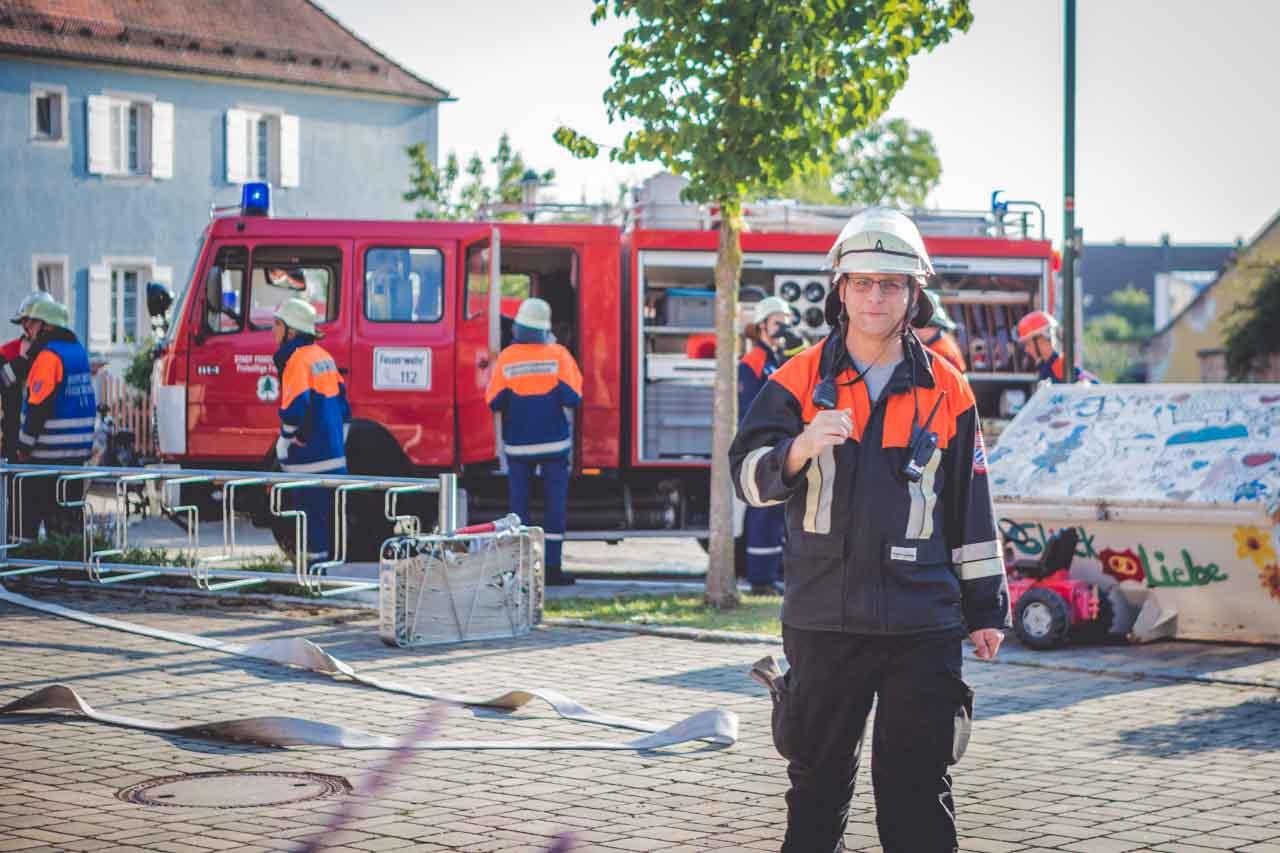 Jugendfeuerwehr Übung Breitenau 2015 17