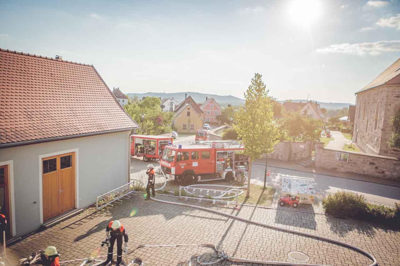 Jugendfeuerwehr Übung Breitenau 2015 26