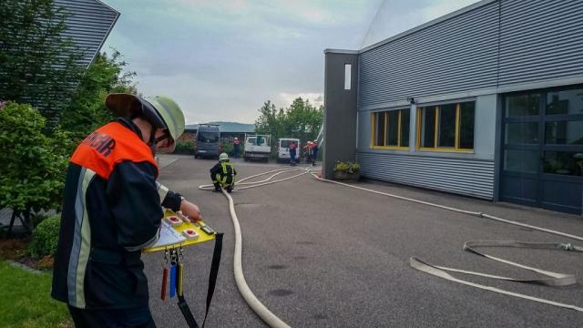 Übung Breitenau 11.06.2016 Beisser 10