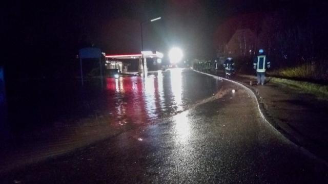 Hochwasser Dorfgütingen 31.12.2017 8