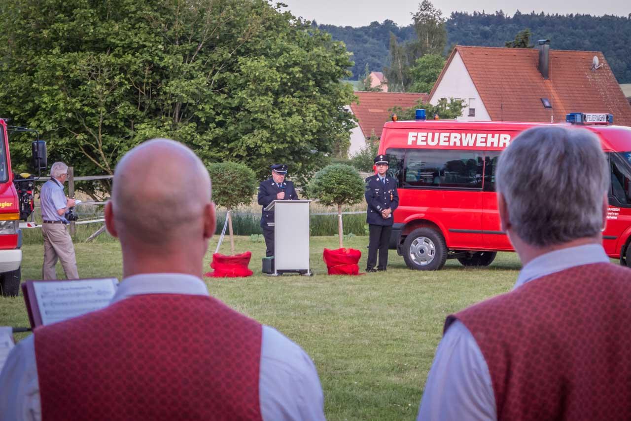 Einweihung MTW Breitenau Ungetsheim 9