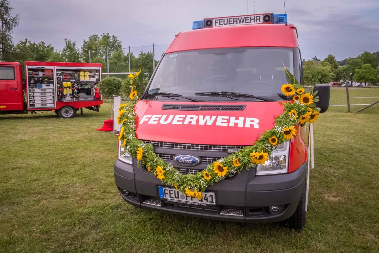 Einweihung MTW Breitenau Ungetsheim 15