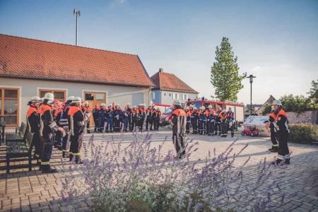 Jugendfeuerwehr Übung Breitenau 2015 34