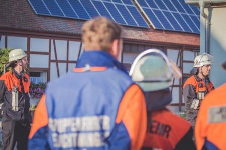 Jugendfeuerwehr Übung Breitenau 2015 44