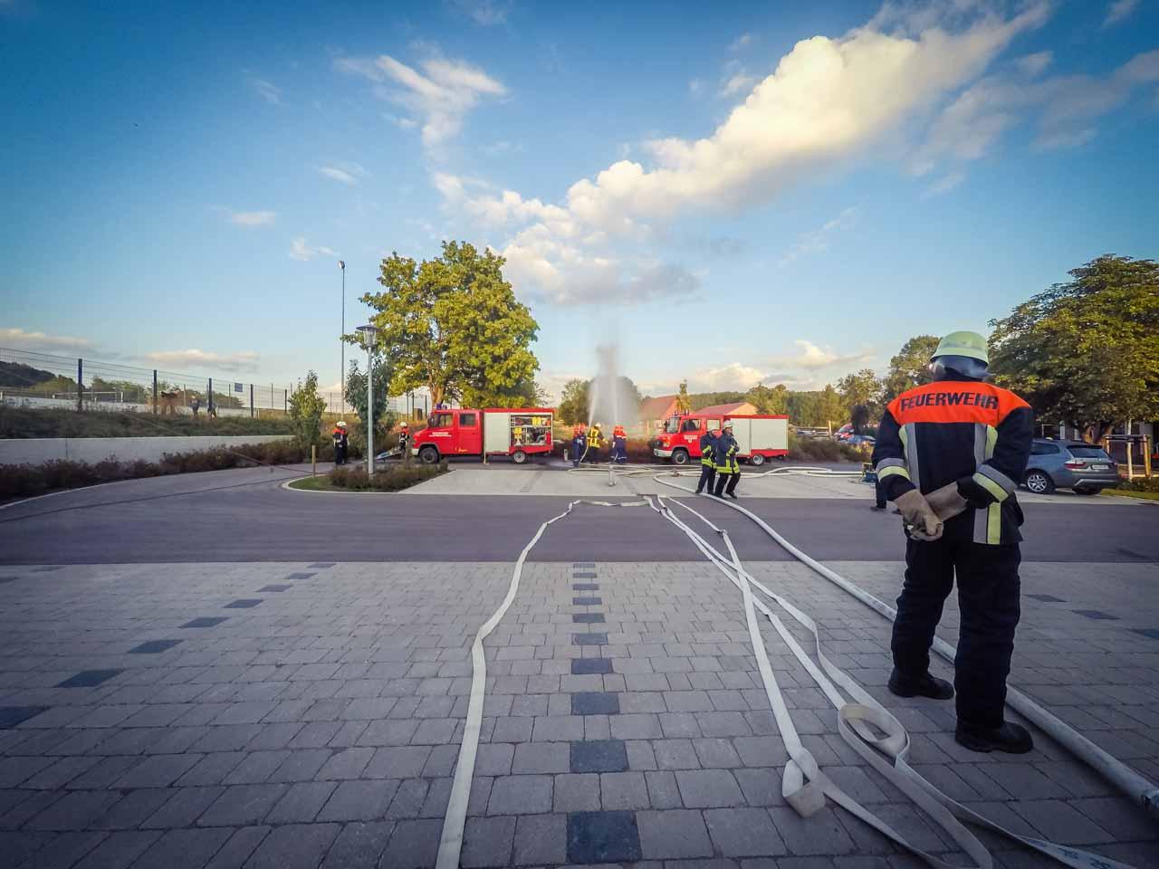 Brandschutzwoche Mosbach 2015 2