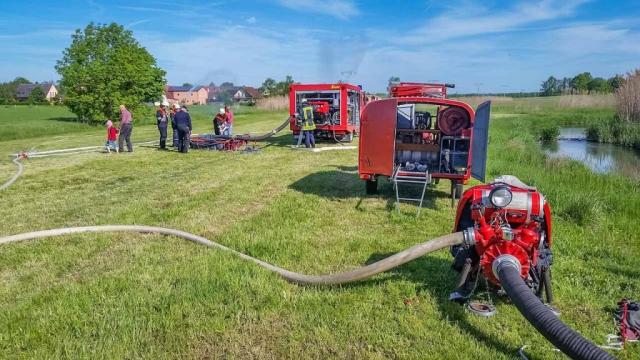 Reservistenübung Feuerwehr Ungetsheim 2016 6
