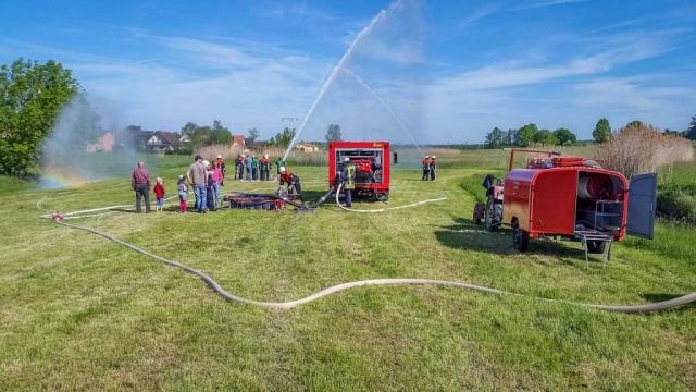Reservistenübung Feuerwehr Ungetsheim 2016 4