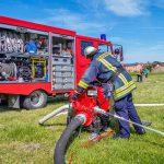 Reservistenübung Feuerwehr Ungetsheim 2016 2