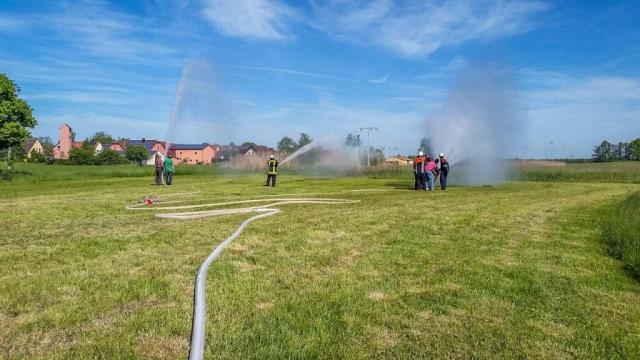 Reservistenübung Feuerwehr Ungetsheim 2016 1