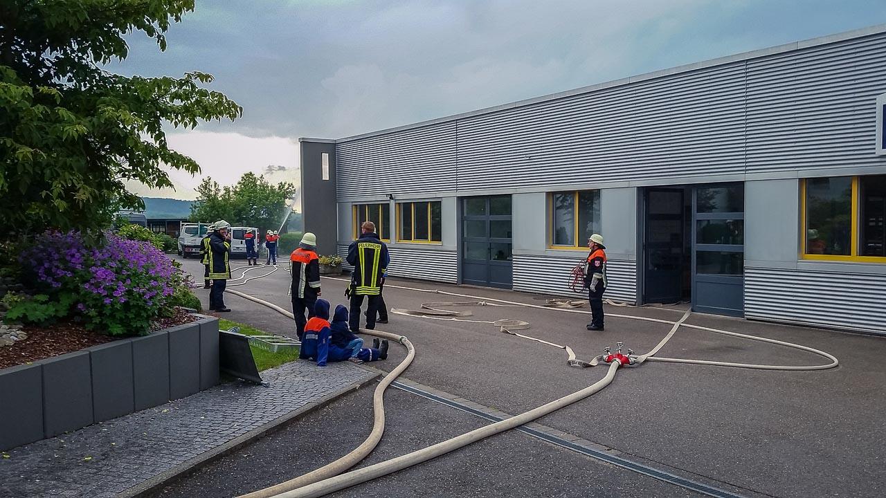 Übung Breitenau 11.06.2016 Beisser 3