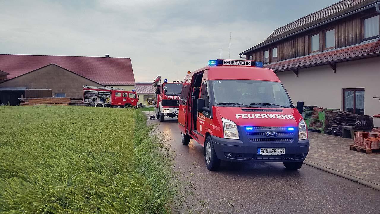 08.06.2016 (16:59) Hochwasser Sommerau