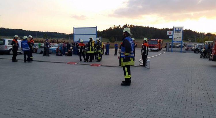 Brandschutzwoche 2016