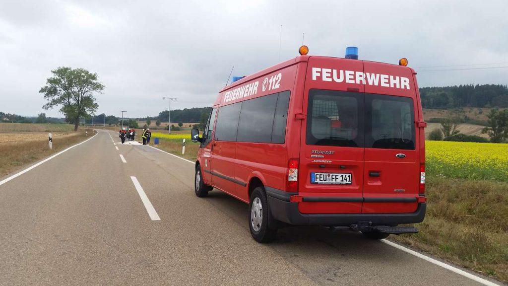 Ölspur Ungetsheim 17.09.2016