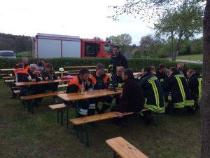 Gemeinschaftsübung Breitenau 2017 5