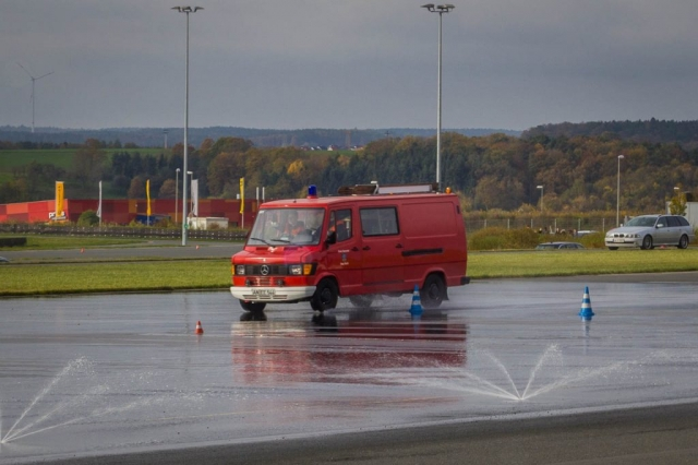 Fahrsicherheitstraining 2017 Schlüsselfeld 17