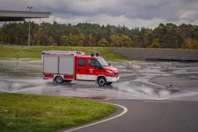 Fahrsicherheitstraining 2017 Schlüsselfeld 2