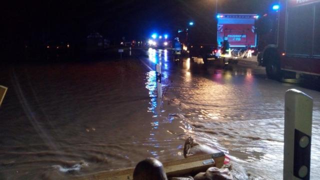Hochwasser Dorfgütingen 31.12.2017 4