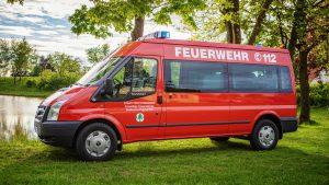 MTW Feuerwehr Breitenau Ungetsheim