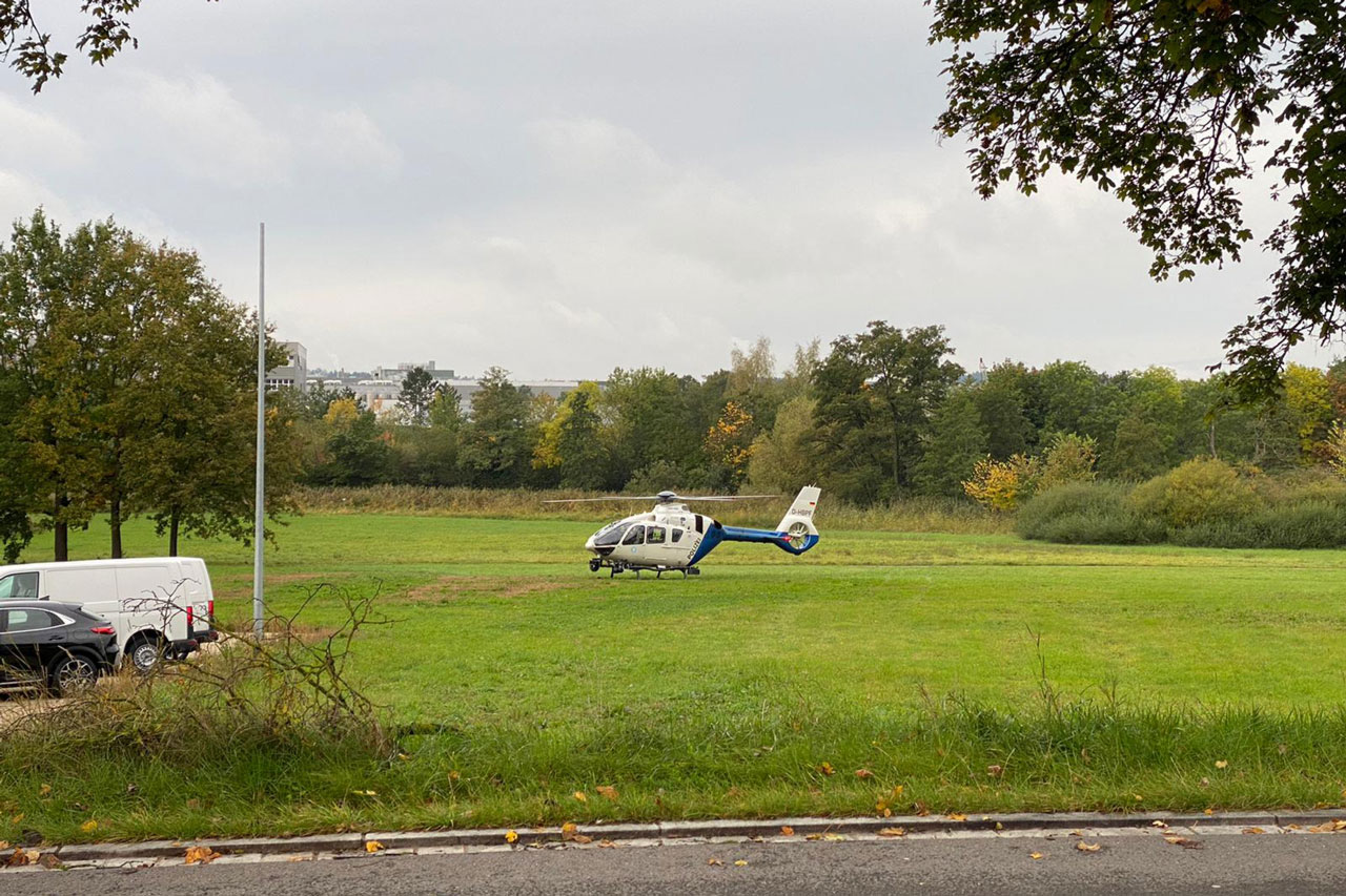 Vermisste Person Feuchtwangen 10.10.2020