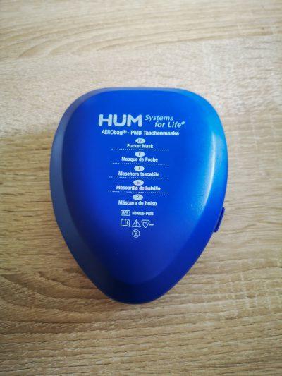 Taschen Beatmungsmaske mit Filter